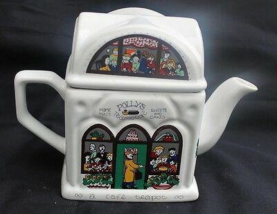 Vintage WADE Design by Barry Smith & Barbara Wootton Tea Pot  Made in England