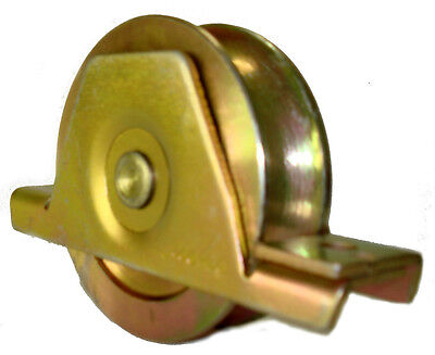 Sliding Gate Wheels (2 x Wheels)