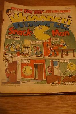 WHOOPEE COMIC  9th Oct 1982