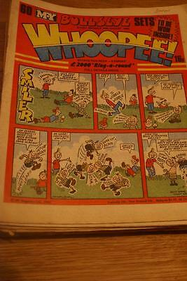 WHOOPEE COMIC  17th April 1982