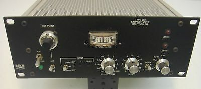 Tested MKS 252A vacuum throttle valve controller varian