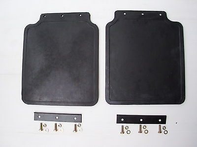 Land Rover Discovery 1 Rear Mudflaps Rear Set - Rtc6821 - New Mud Flaps