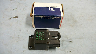 1984 Engine Cooling Fan Relay,NOS GM #140787902