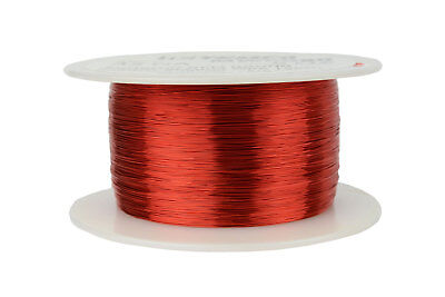 TEMCo Magnet Wire 32 AWG Gauge Enameled Copper 8oz 155C 2444ft Coil Winding