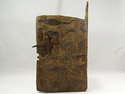 Tribal Art West African Carved Door Large (Delivery available)