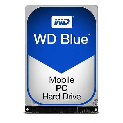 "WD BLUE 1TB SATA-3 5400rpm 128Mb Internal 2.5"" Laptop Hard Drive WD10SPZX"