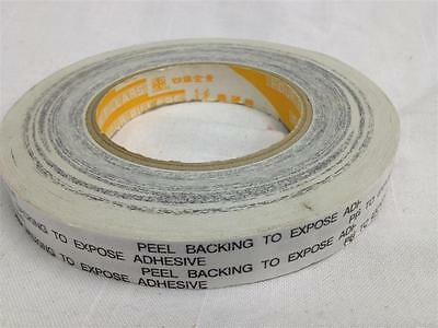 Strong Double Sided Tape Adhesive 2 Sided Tape x 2 Rolls