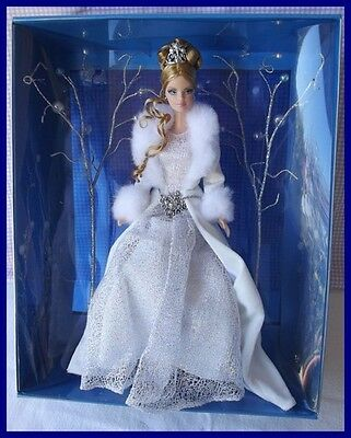 Holiday Visions 2003 BARBIE Winter Fantasy~First in Series~Special Edition NRFB