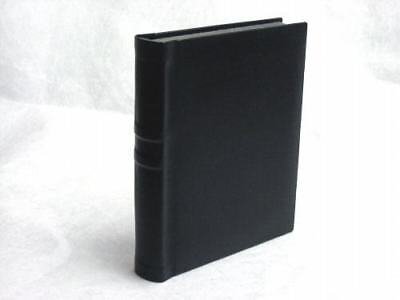 11x14 black Self Mount Wedding Photo Album - 30 Pages (Engraving Available)