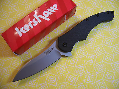 KERSHAW - SpeedSafe SPRING ASSISTED KNIFE - A/O Compound 1940