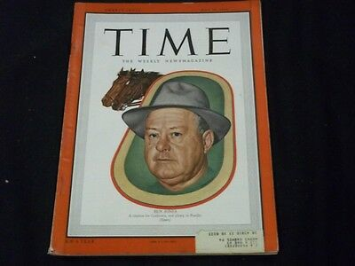 1949 MAY 30 TIME MAGAZINE - BEN JONES - FRONT COVER - G 55