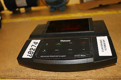 Thermo 862A Advanced Dissolved Oxygen Meter