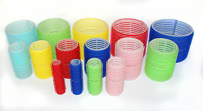 Hair Tools Professional Hairdressing Cling Rollers Jumbo 56/61/66/70/78Mm