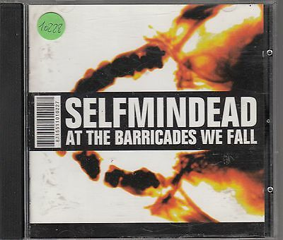 SELFMINDEAD - at the barricades we fall CD
