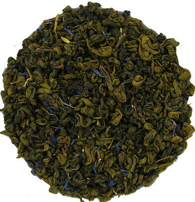Earl Grey Green Naturally Flavoured Loose Leaf Tea  - 100g.