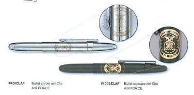 Fisher Spacepen,Bullet Pen,Black, Military ARMY