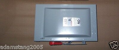 NEW Siemens HF322N Safety Switch Disconnect 3 pole 60 amp 240v FUSIBLE