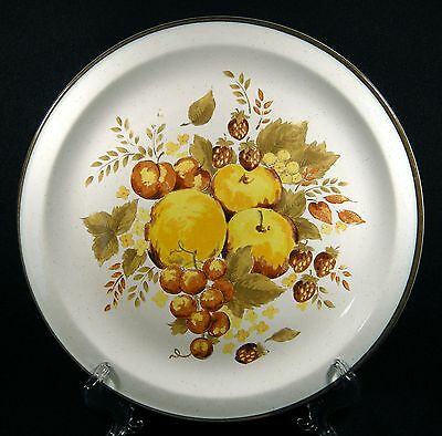 International Mulberry Dinner Plate SY15875 RARE & EUC!