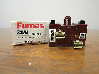 Furnas Reed Switch 52Bam New!!