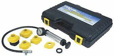 Cooling System Pressure Test Kit Radiator Tester with Adapter Mityvac  MV4530