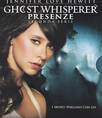 GHOST WHISPERER - presenze STAGIONE 2 DVD