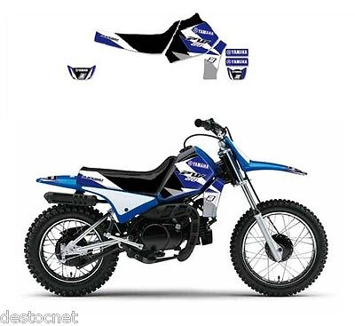 Kit Deco Dream Graphic Iii Pour Yamaha Pw50 '90-10