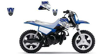 Kit Deco Dream Graphic Ii Pour Yamaha Pw80 '96-12