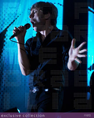Franz Ferdinand Alex Kapranos LIVE 8x10 Photo Tour Concert Picture 1