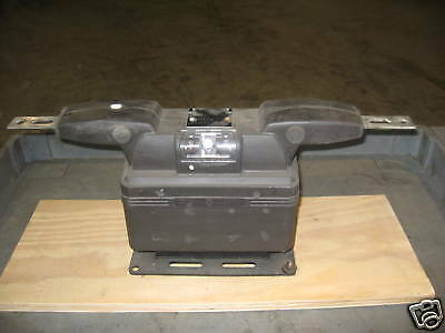 GE Instrument Current Transformer JKM-5 150:5 Amp Ratio 755X042011 7385862