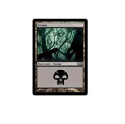 Magic the Gathering MTG Basic Land Swamp x 20