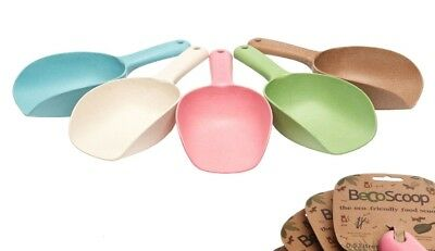 BEco Scoop Pet Food Scoop Natural & Eco-friendly Bio-degradeable dogs cats