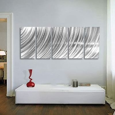 contemporary metal wall art sculpture home