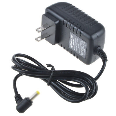 AC Adapter 4 Sylvania SDVD1023 Portable DVD Player Charger Power Supply Cord PSU