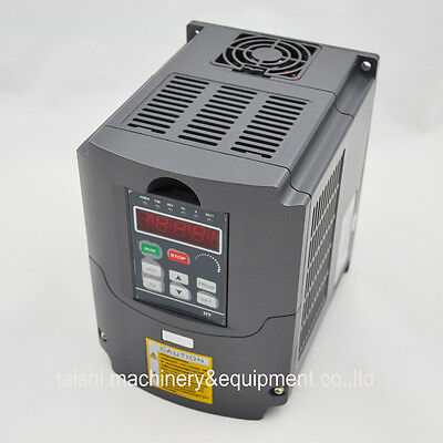 NEW UPDATED VARIABLE FREQUENCY DRIVE INVERTER VFD 4KW 380V 5HP TOP 9