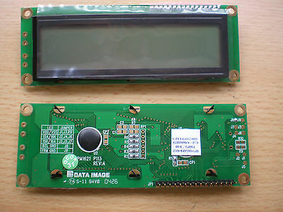 LCD Display CM160200GRNNA 16x2 line Grey reflective without backlight 2pcs £10