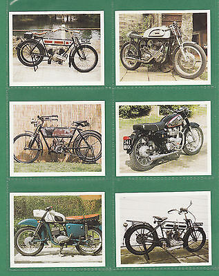 Festival Of 1000 Bikes - Set Of L 24 The Vintage Motor Cycle Club Ltd.  -  1993