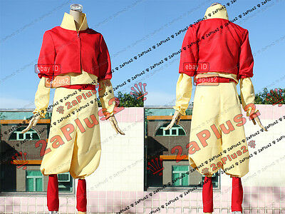 GAME AVATAR LEGEND of Korra Korra Cosplay Costume Halloween