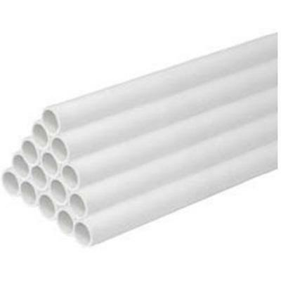 30 X 3 Meter Lengths Of 20Mm Round White Conduit