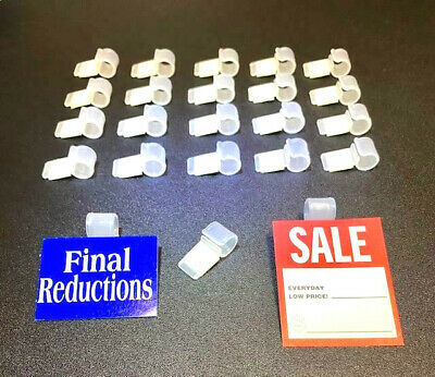 """ROLL OF  2000! POPULAR SQUARE WHITE 1 1/16"""" x 1 3/16"""" PRICE STICKERS TAGS LABELS"""