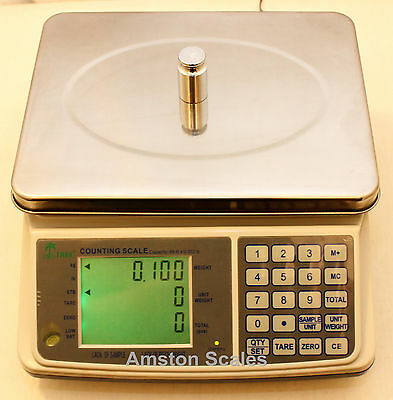 Digital Counting Parts Coin Scale Pick From 3,7,16,33,66 Lb Capacity Inventory