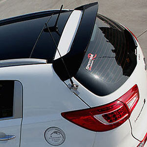 Rear Wing Roof Spoiler Trunk Top Parts Painted For KIA 2011- 2016 Sportage R