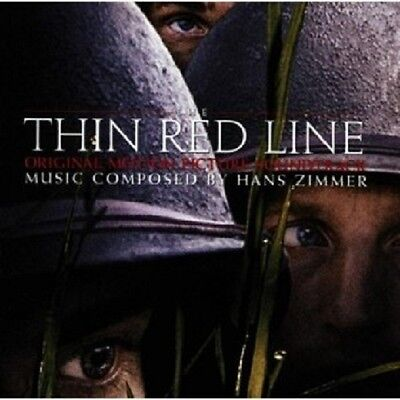 Hans Zimmer (Composer)/Ost - The Thin Red Line  Cd  11 Tracks Soundtrack  Neuf
