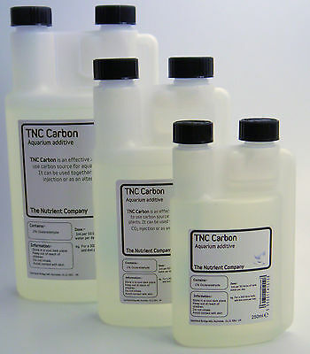 TNC Carbon - Liquid CO2 / Easy Carbo fertilizer for aquarium