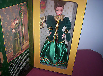1996 Hallmark Special Edition YULETIDE ROMANCE BARBIE (3rd in a Series)