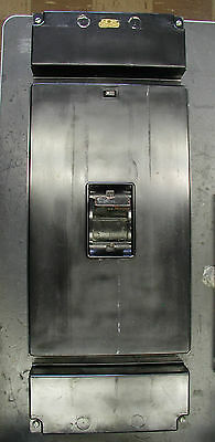 General Electric 3 Pole 600V 300 A Circuit Breaker