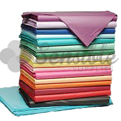 Mixed Tissue Paper - 60 Sheets - High Quality & Acid Free - 500mm x 750mm