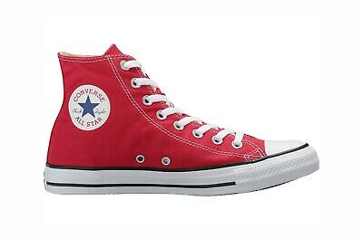 Converse Chuck Taylor All Star High Top Canvas Women Shoes M9621 - Red