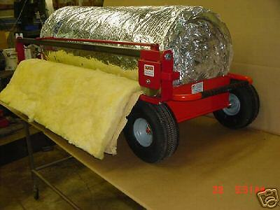 Ductwrap Duct Liner   Insulation Cutter    Lockformer  Malco