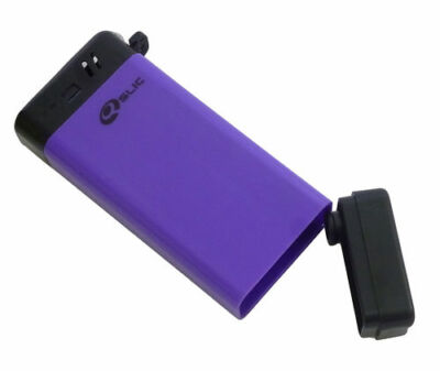PURPLE STASH LIGHTER SAFE Diversion Pocket Secret Safe Pill Cash Jewelry