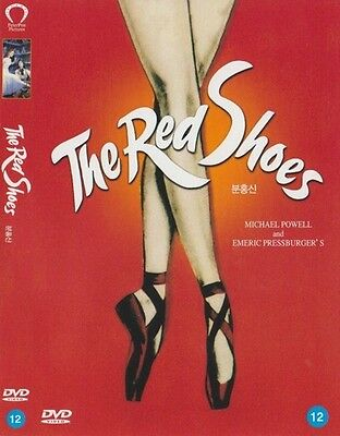The Red Shoes (1948) New Sealed DVD Anton Walbrook